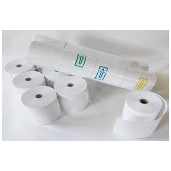 Customized thermal paper