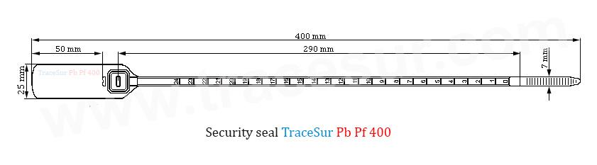 technic design security seal Pf400