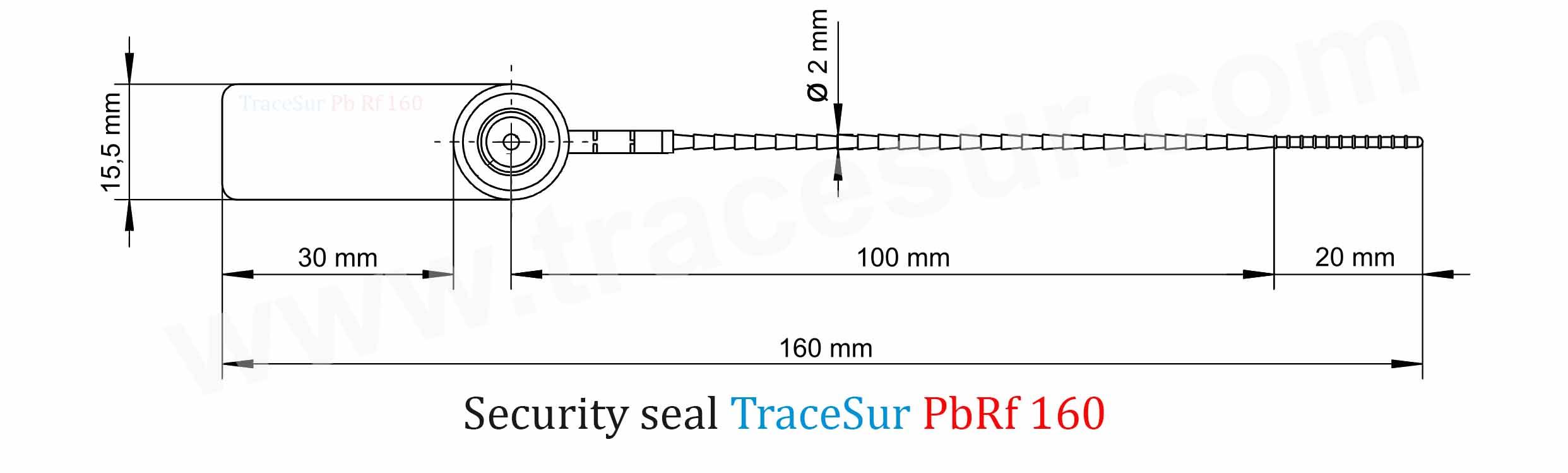PBrf160 Techni designe seal