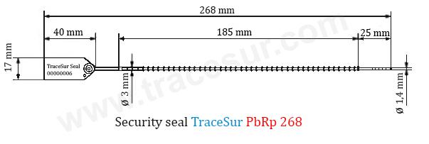 PbRp268 technic design